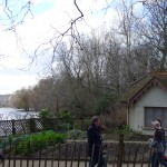 Duck Island house