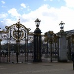Canada Gate - Lindsay Buckingham Palace